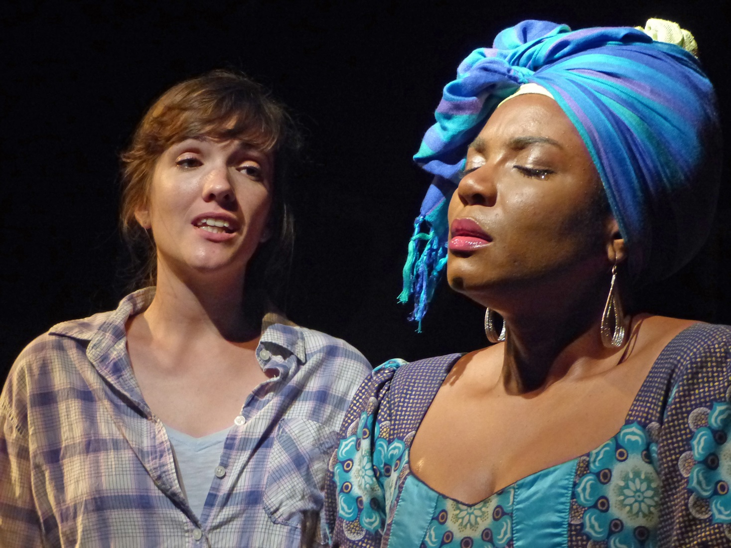 "Review: ""Sister Africa"" (Genesis Theatrical Productions)"