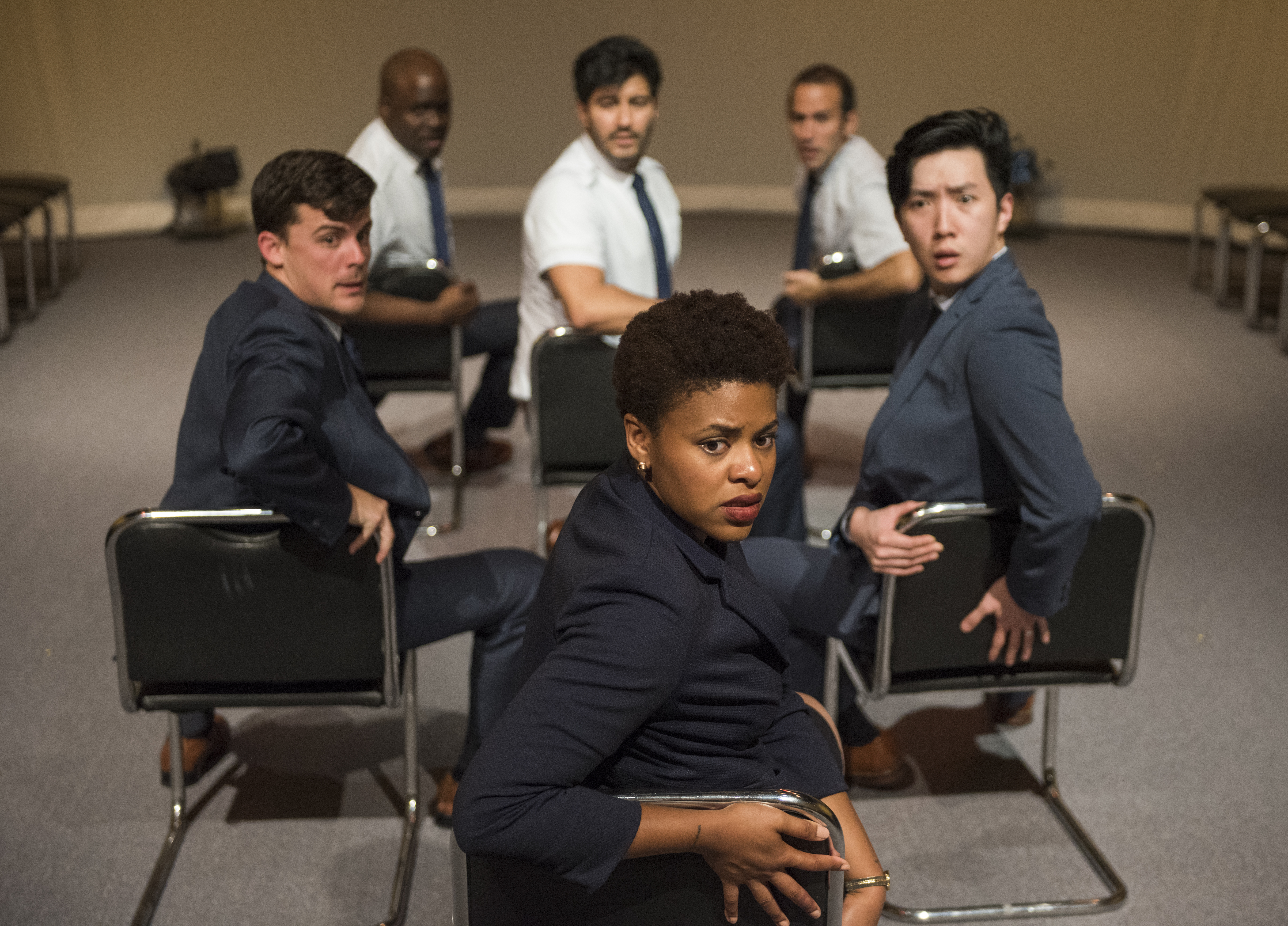 """Review: """"United Flight 232"""" (The House Theatre)"""
