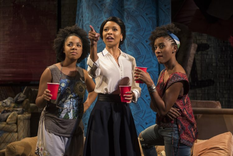 """Review: """"BLKS"""" (Steppenwolf Theatre Company)"""