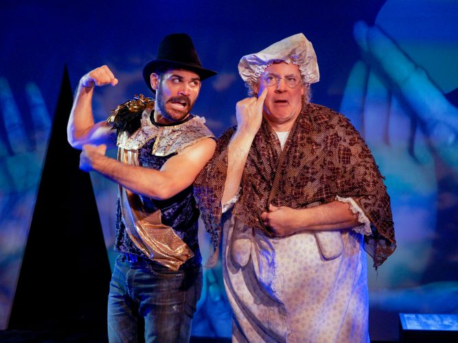 """Review: """"Little Red Cyrano"""" (Red Theater Chicago)"""