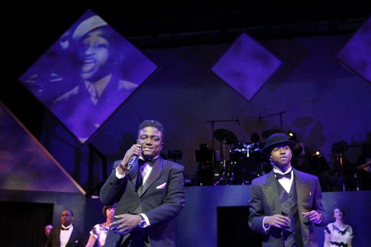 """Review: """"Sammy: A Tribute to Sammy Davis Jr. """" (Black Ensemble Theater)"""