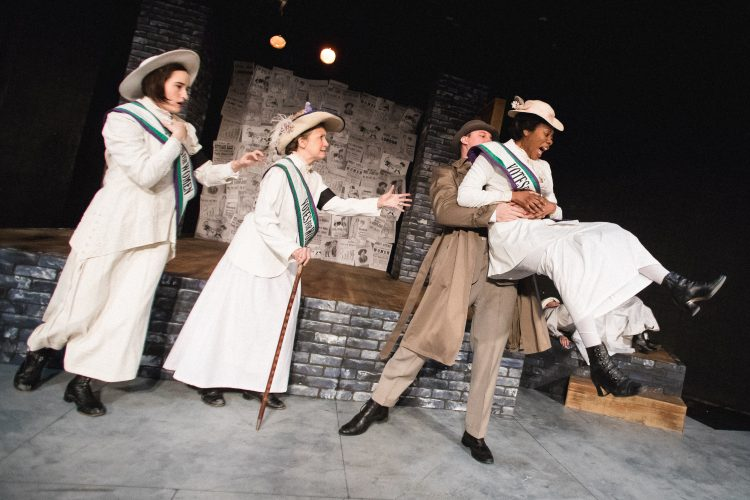 """Review: """"The Good Fight"""" (Babes With Blades Theatre Company)"""