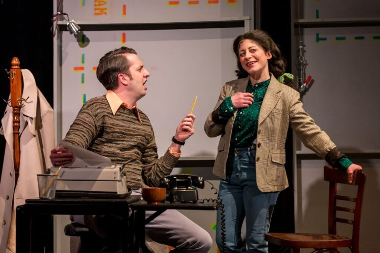 "Review: ""Bunny Bunny: Gilda Radner, A Sort Of Love Story"" (Mercury Theater)"