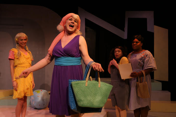 "Review: ""L'Imitation of Life"" (Hell In a Handbag Productions)"