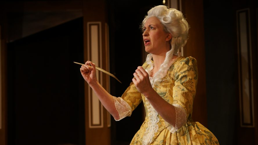 """Review: """"The Revolutionists"""" (Organic Theater Company)"""