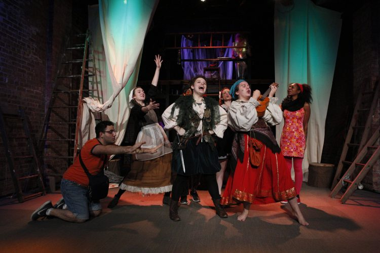 "Review: ""Neverland"" (Prop Thtr)"