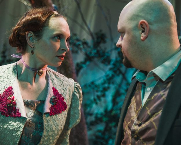 "Review: ""Best for Winter, being a short Shakespeare adapted from The Winter's Tale and other works"" (Idle Muse Theatre Company)"