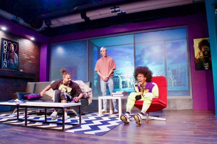 """Review: """"P.Y.G. or The Mis-Edumacation of Dorian Belle"""" (Jackalope Theatre Company)"""