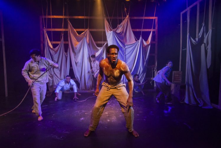 "Review: ""Mlima's Tale"" (Griffin Theatre Company)"